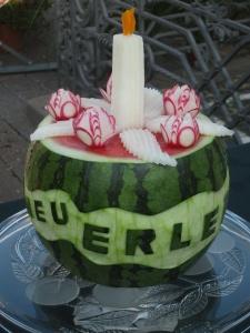 Hanau neu erleben 2016, Geburtstagstorte